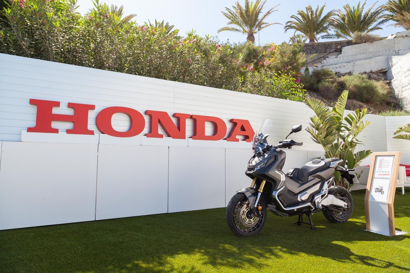 HONDA ADVENTURE SPIRIT