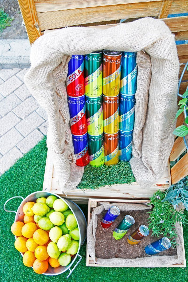 Stand Organics by Red Bull